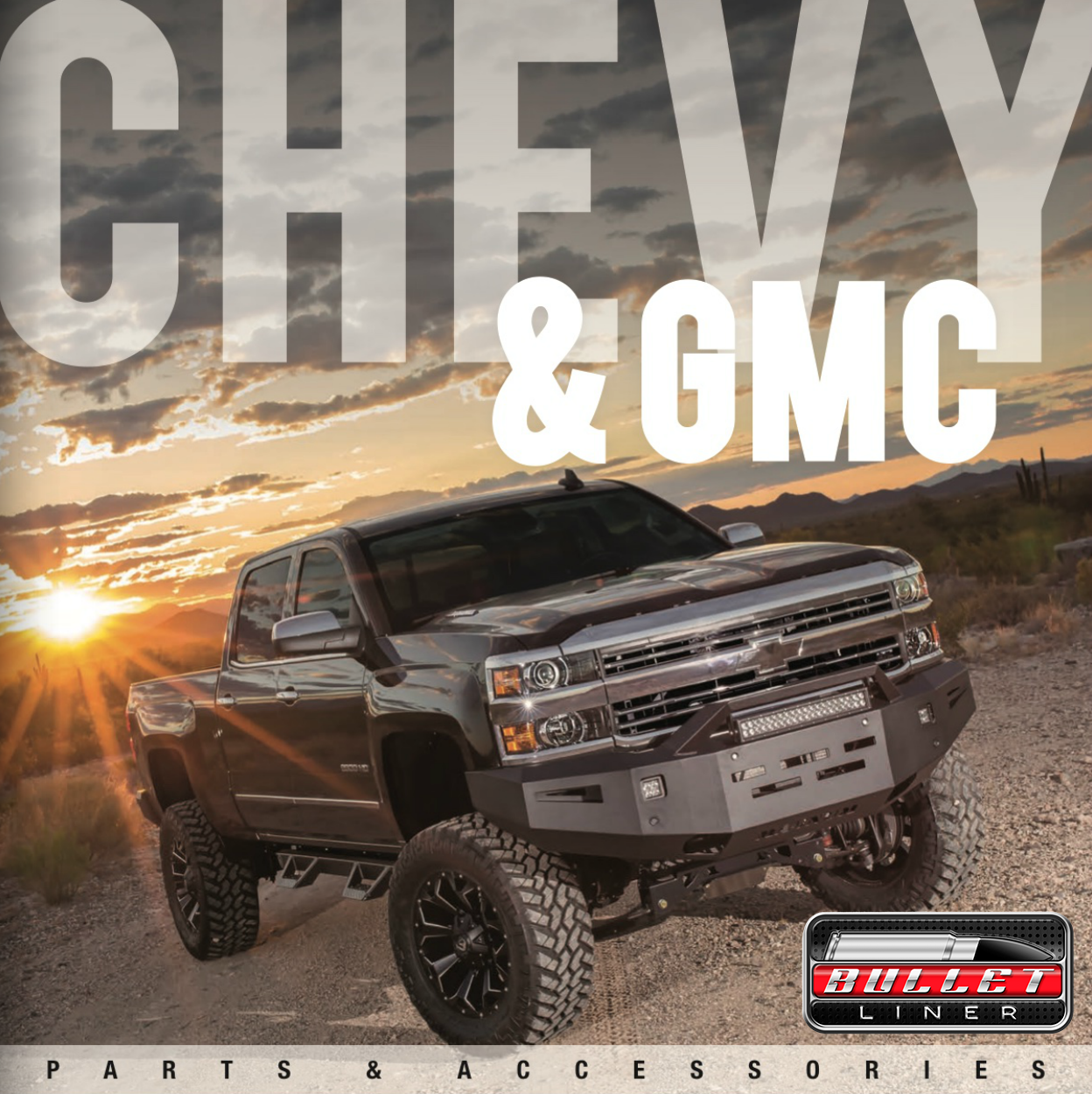 Chevy / GMC Interactive Catalog
